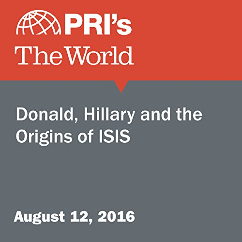 Donald, Hillary and the Origins of ISIS audiobook cover art