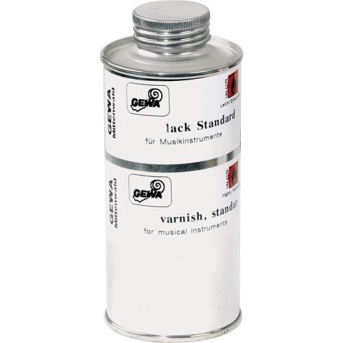 Gewa Geigenlack Spiritusbasis Braun 250ml (99,60 Euro/L)