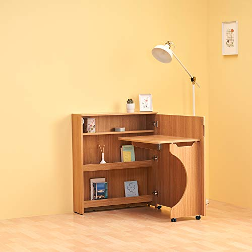 Duroflex Switch -Foldable Study Table Integrated with...