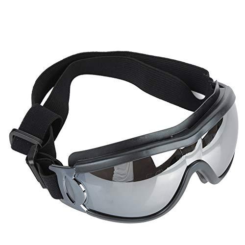 Hundesonnenbrille Wasserdichter winddichter UV Schutz Hunde Schutzbrille Haustierbrillen Schutzbrille für mittlere und große Hunde