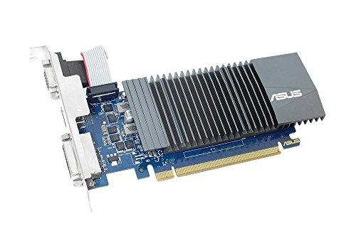 ASUSTek NVIDIA GT710搭載ビデオカード GT710-SL-2GD5-BRK