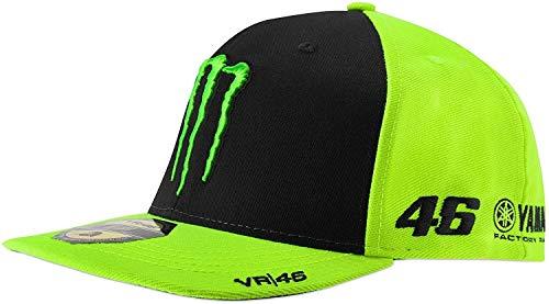 Valentino Rossi Gorra VR46 Fluo Monster Official MotoGP