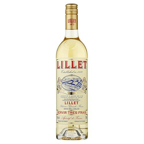 Lillet Lillet Weiß Apéritif à base de vin 0.75 Liter