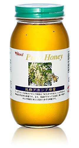 正栄 純粋アカシア蜂蜜 1000g(瓶)