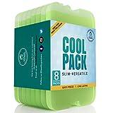 [nuevo] pack refrigerante, finas bolsas de hielode larga duración –Ideal para neveras o merenderas.
