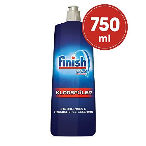 Finish Klarspüler mit Glanz- und Glasschutz, XL Pack, 750 ml
