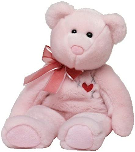 Ty Beanie Buddies Sweetest - Valentine's Bear (Ty Store Exclusive) by Beanie Buddies