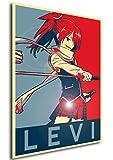 Instabuy Poster - Propaganda - Trinity Seven - Levi A4
