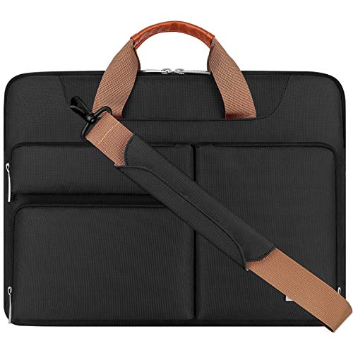 """Lacdo 360° Protective Laptop Shoulder Bag Sleeve Case for 13 Inch New MacBook Air 