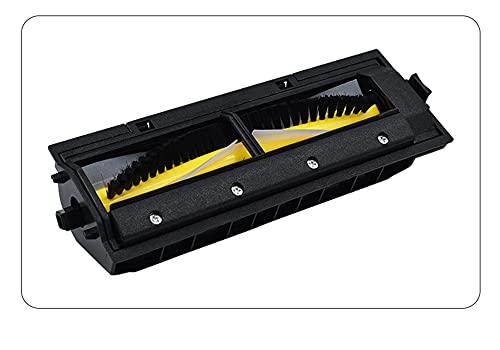 ZRNG 1 unids Piezas de aspiradora Ajuste para Proscenic Kaka Series Proscenic 790T 780TS Jazzs Alpaca Plus Rueda Derecha/Rueda Izquierda La instalación es Simple y fácil de Usar.