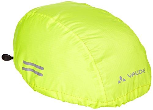 VAUDE Kinder Helmet Raincover, Neon Yellow, 03965