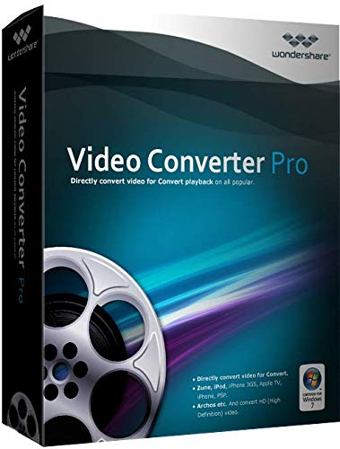 Wondershare Video Converter Pro [PC Online code]