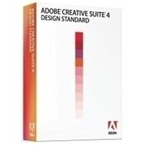 Adobe Creative Suite 4 Design Standard - Medien - Adobe