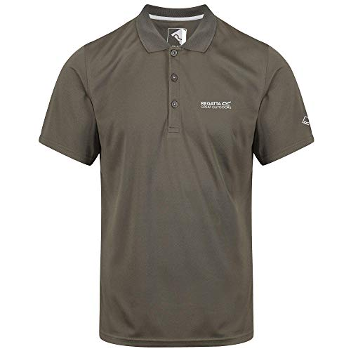 Regatta Maverick IV Polo Homme Grape Leaf FR : S (Taille Fabricant : S)