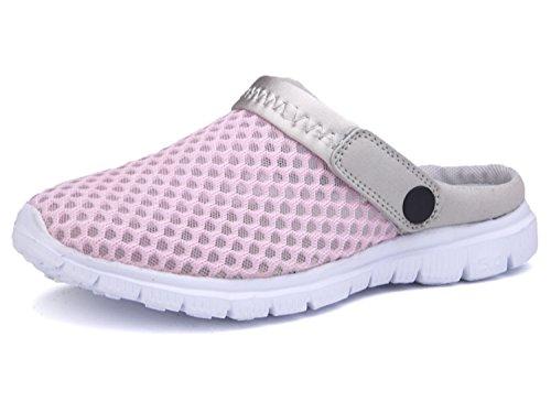 Mr.Ang Unisex Clogs Hausschuhe Muffin unten alltägliche Drag Hausschuhe Sommer Beach Schuhe