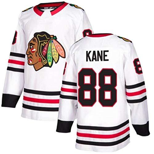 Carrey Eishockey-Trikot,Sweatshirts,langärmeliges T-Shirt,Hip-Hop-Kleidung für Party,gestickte Buchstaben und Zahlen,Sweatshirt,Film-Version,Hockey-Fan,Retro-Sport-Top,S-XXXL
