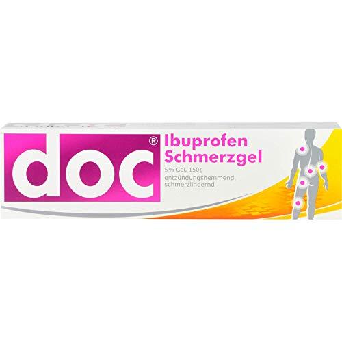 doc Ibuprofen Schmerzgel, 150 g Gel