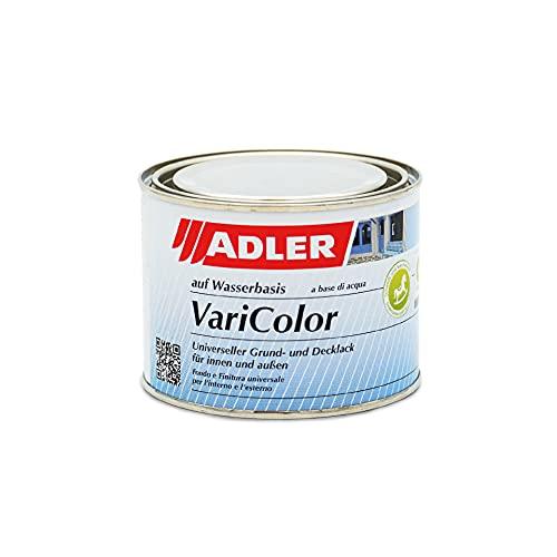 """Adler, Vernice acrilica 2 in 1 """"Varicolor"""", per interni ed esterni, vernice resistente alle intemperie, primer per legno, metallo e plastica, satinata, Beige"""