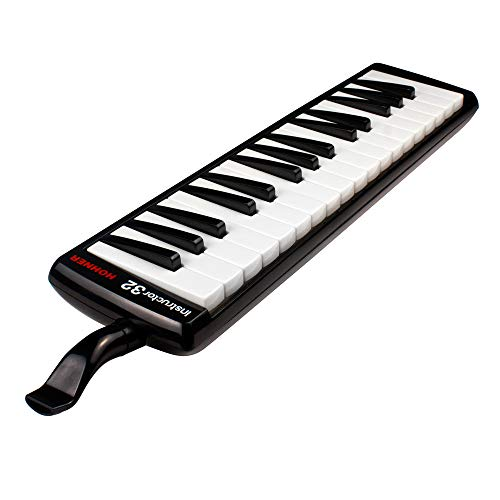 Hohner Harmonica, Black (32B)