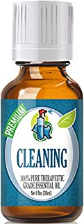 Cleaning Essential Oil Blend - 100% Pure Therapeutic Grade Cleaning Blend Oil - 30ml