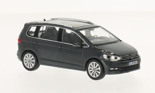 VW Touran, grau, 2015, Modellauto, Fertigmodell, Norev 1:43
