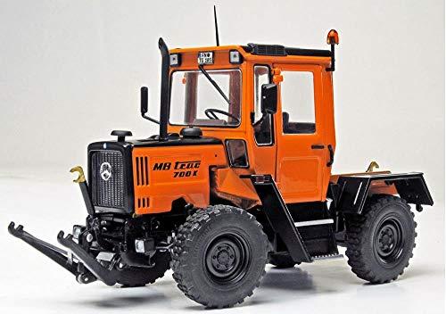 WEISE Toys 1110 MB-trac 700 K (W440) Kommunal