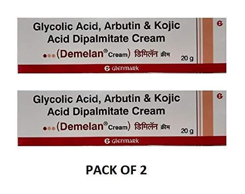Glenmark Demelan Lite Cream , 20 g - Pack of 2