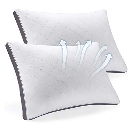 SEPOVEDA Bed Pillows for Sleeping 2 Pack,...