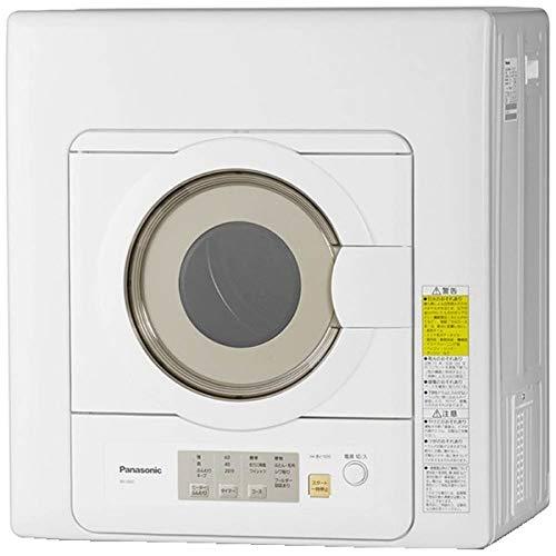 パナソニック 6.0kg 衣類乾燥機Panasonic NH-D603-W