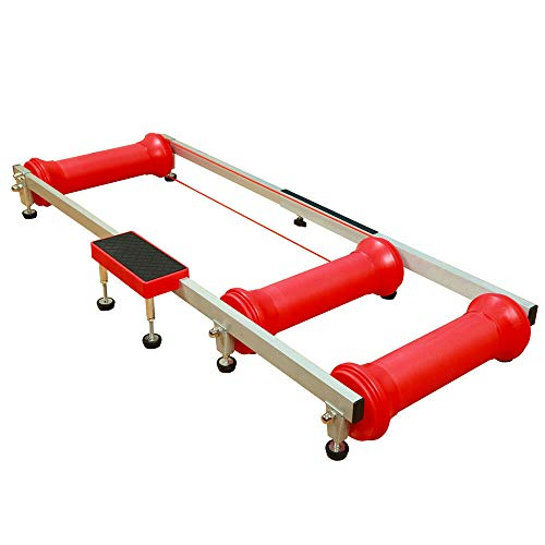 Cycling Trainer, Bicycle Cycling Parabolic Bike Rollers Indoor Trainer Bike Exercise Indoor