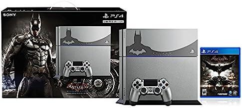 PlayStation 4 500GB Console - Batman Arkham Knight Bundle Limited Edition[Discontinued]
