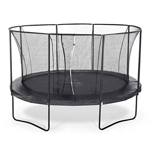 Plum The Oval 14ft x 10ft Springsafe® Trampoline and Enclosure