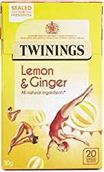 To create this sunny and invigorating infusion, we have blended two of the world's best loved ingredients; spicy, warming ginger with the bright, zesty taste of lemons Our herbs are gently steamed to protect their delicate taste One of the most popul...