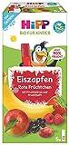 Hipp Kinder Dessert, Eis-Zapfen Rote Bio-Früchtchen, 5er Pack (5 x 5 x 30 ml)