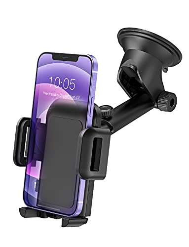 Car Phone Holder, Car Holder, Dashboard Windscreen Car Phone Mount,...