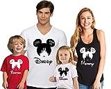 Family Vacation Disney Birthday Matching Shirts Customized t Shirts