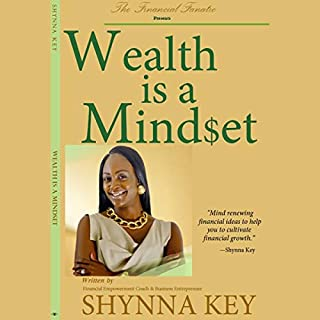 Wealth Is a Mindset cover art