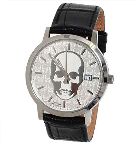 LUCIEN PELLAT FINET ルシアンペラフィネ メンズ 腕時計 DR04 スカル [並行輸入品]