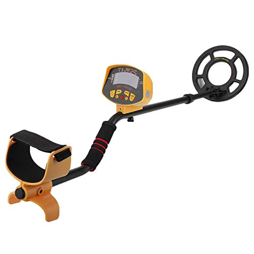 Sale!! ACE-Q Underground Metal Detector Gold Digger Yellow