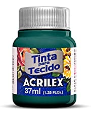 Textil Acrilex Nº629 37ml. Gris Onix