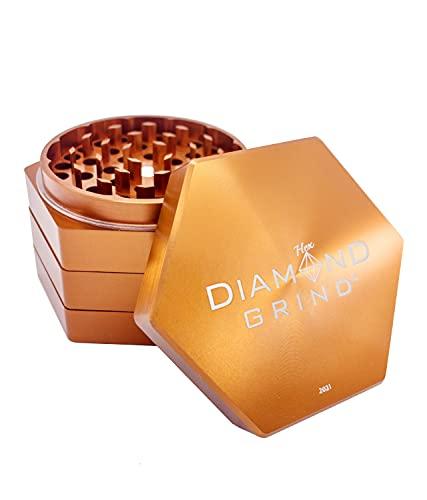 HEX Diamond Grind (Copper, 50)