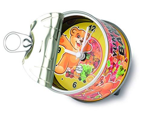 My Clock MyClock Horloge de table avec Aimant, My Clock personnalisable, Photo-cadeau, Cadre d'image, Souvenir, DIY Deco - Yummy Bär
