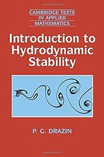 Introduction to Hydrodynamic Stability: 32