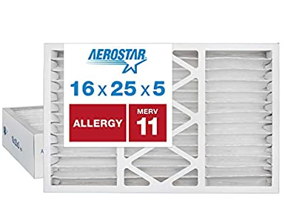 Aerostar Honeywell Replacement Pleated Air Filter
