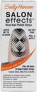 Sally Hansen Salon Effects Real Nail Polish Strips - 430 TRI BAL IT ON
