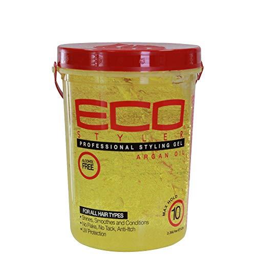 Eco styler Moroccan Argan Oil Silk STY.Gel 5 lbs 2,36l