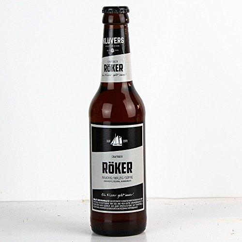Klüvers - Röker Craftbeer 5,0% Vol. - 0,33l inkl. Pfand