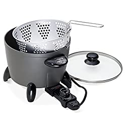 cheap Presto06003 Optional Electric Multi Cooker / Steamer
