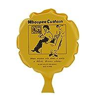#N/A ノベルティブーブークッションおならフーピージョークいたずらギャグトリックウーピーバルーンおもちゃ - 黄, 16センチメートル