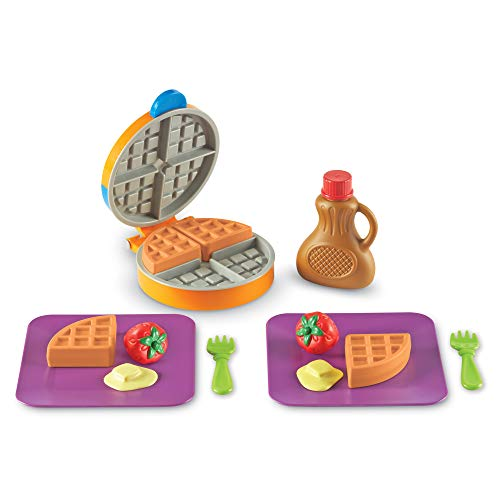 Set para hacer gofres de Learning Resources